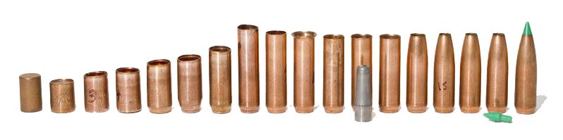 2 – Noțiuni legate de glont 8